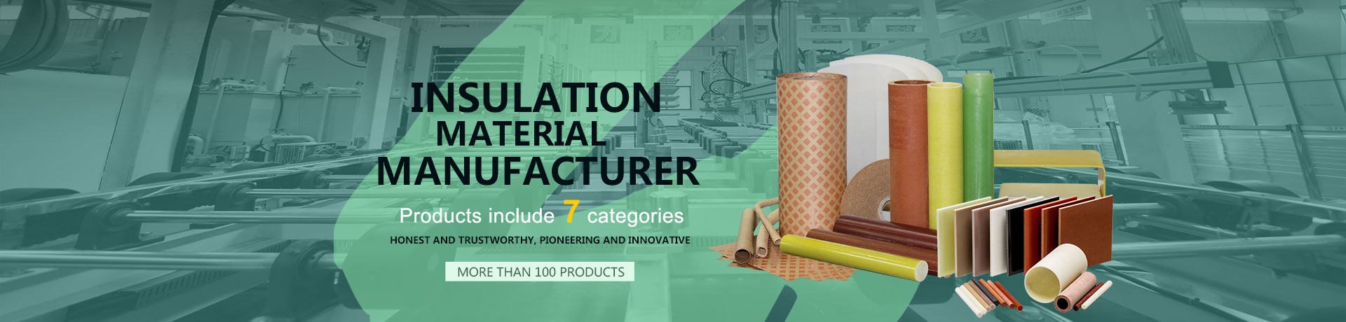 electrical insulation materials manufacturer